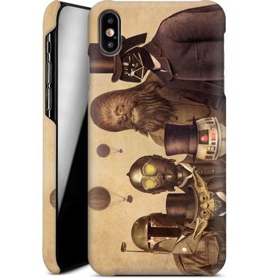 Apple iPhone XS Max Smartphone Huelle - Victorian Wars von Terry Fan