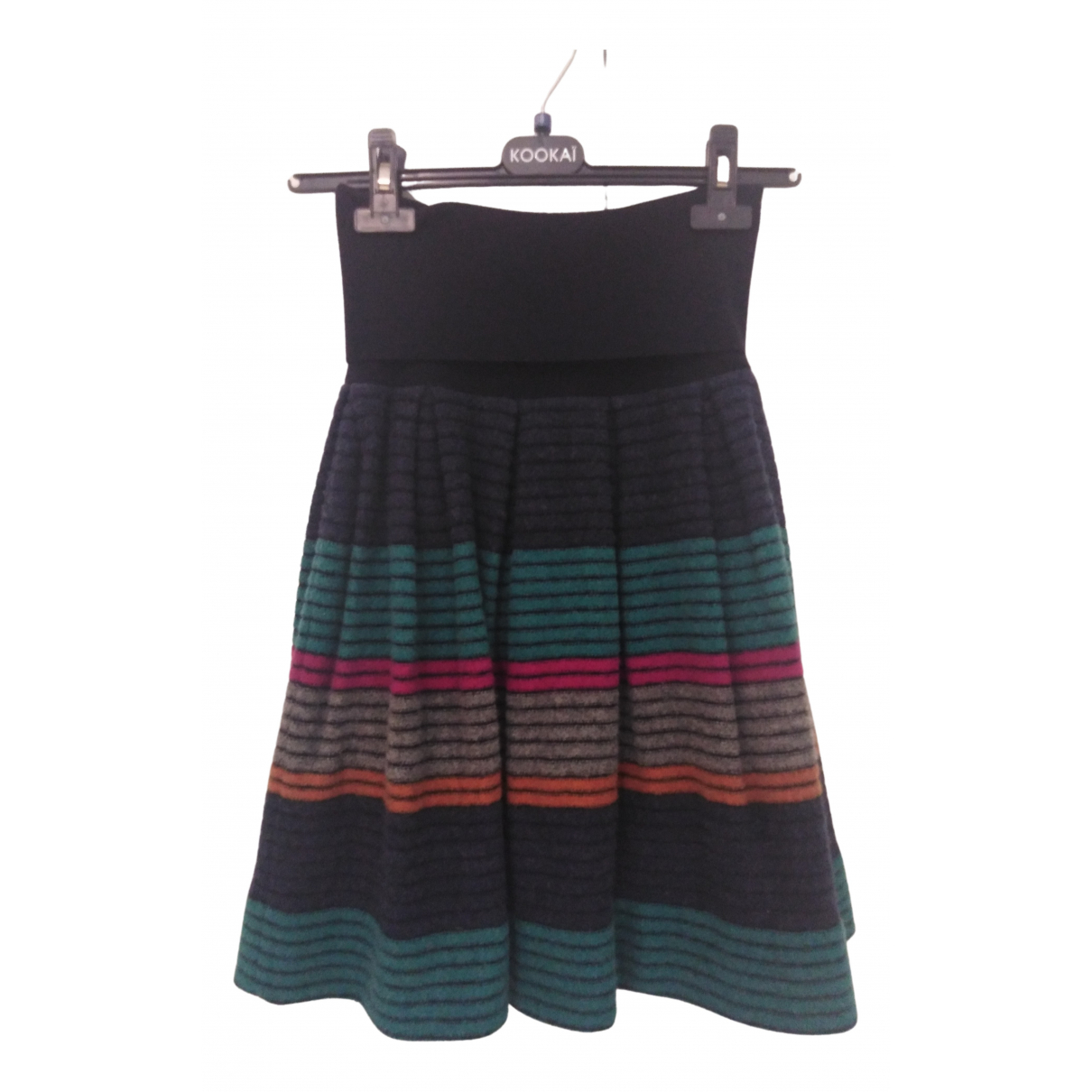 Marc By Marc Jacobs \N Multicolour Wool skirt for Women S International