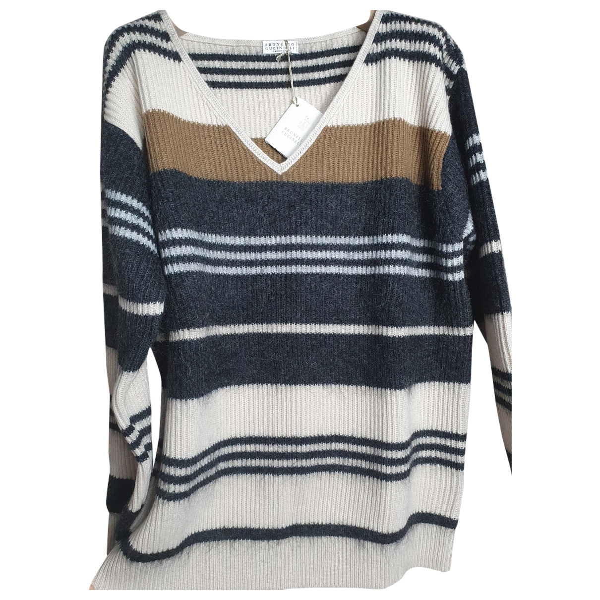 Brunello Cucinelli \N Multicolour Cashmere Knitwear for Women 42 IT