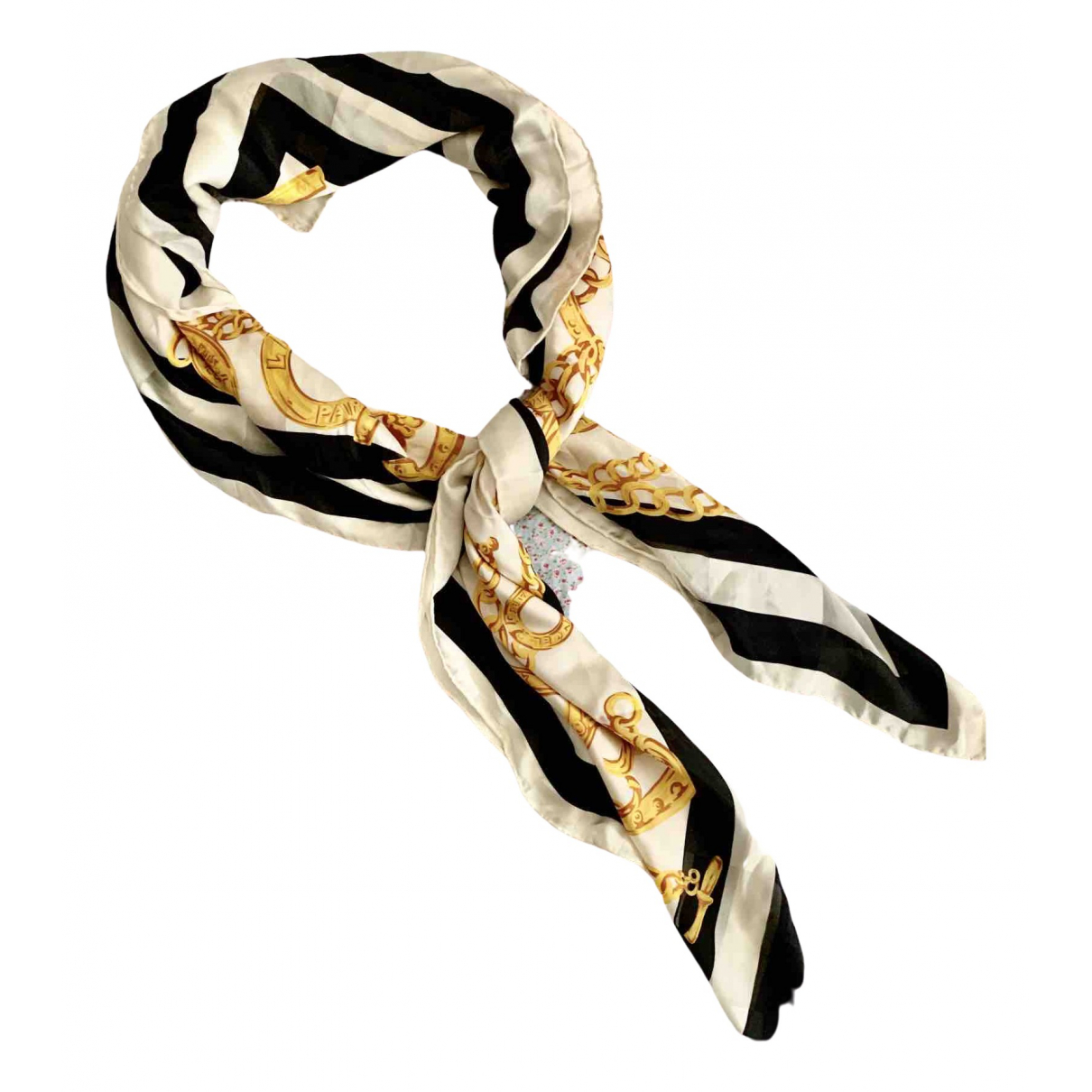 Lancel \N Multicolour Silk Silk handkerchief for Women \N