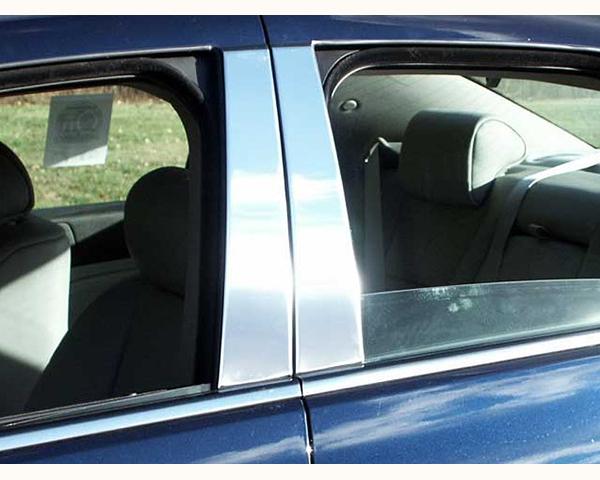 Quality Automotive Accessories 4-Piece Pillar Post Trim Kit Cadillac STS 2010