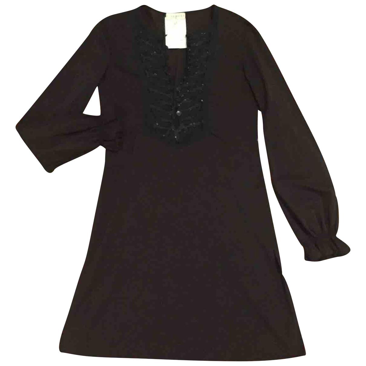 Vestido de Seda John Richmond