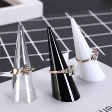 5 Stuecke zufaellige Farbe Ringhalter