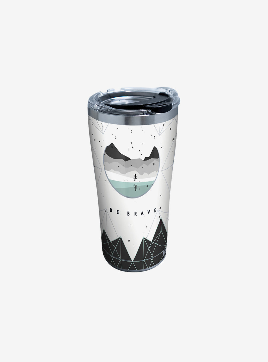 Disney Frozen 2 Be Brave 20oz Stainless Steel Tumbler With Lid