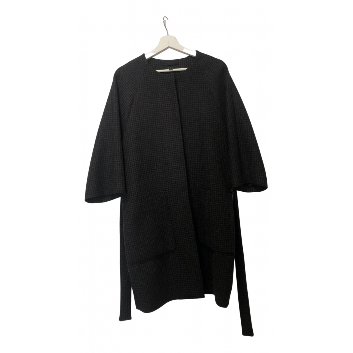 Cos N Multicolour Wool coat for Women 38 FR