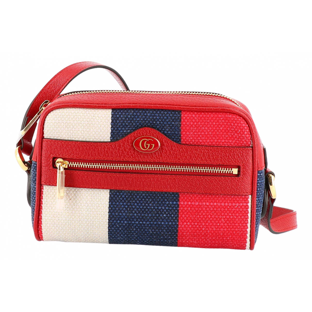 Gucci Ophidia Red Cloth handbag for Women \N