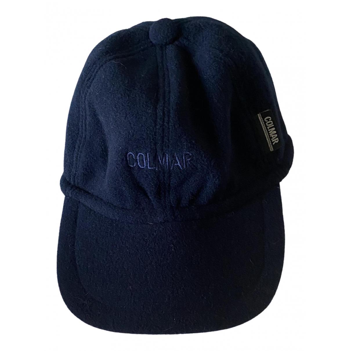 Colmar \N Hut, Muetzen, Handschuhe Schwarz