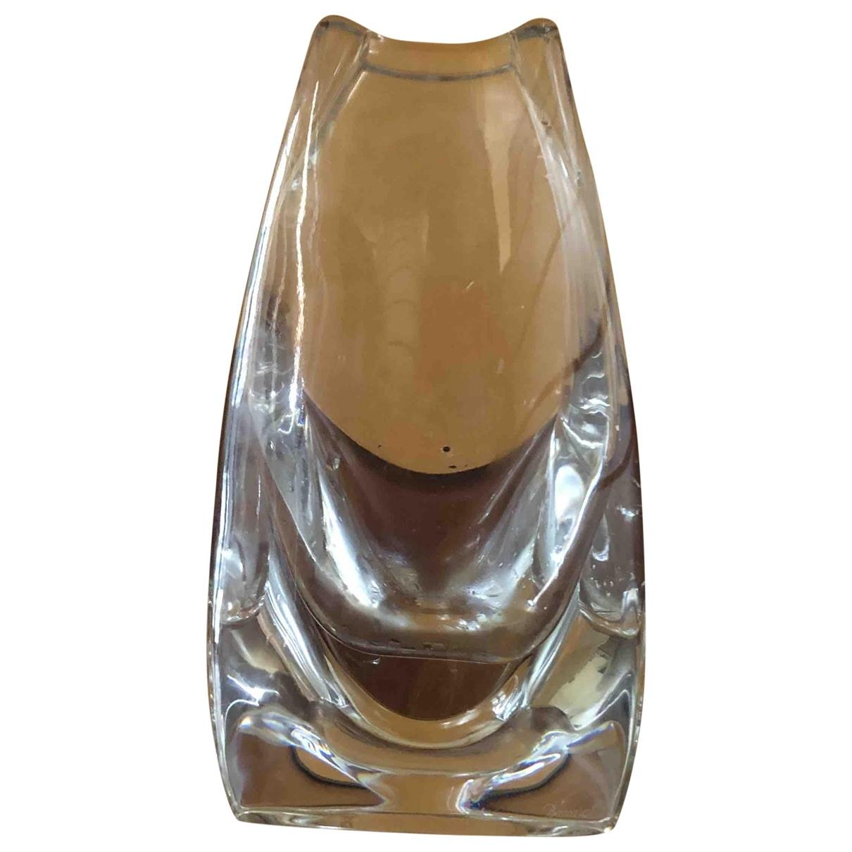 Baccarat - Objets & Deco   pour lifestyle en verre - blanc