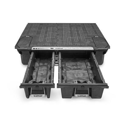 Decked Gladiator Bed Organizer Storage System - MJ1
