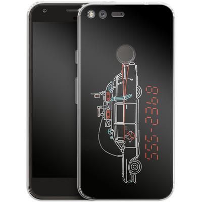 Google Pixel XL Silikon Handyhuelle - 555-2368 von Rocketman