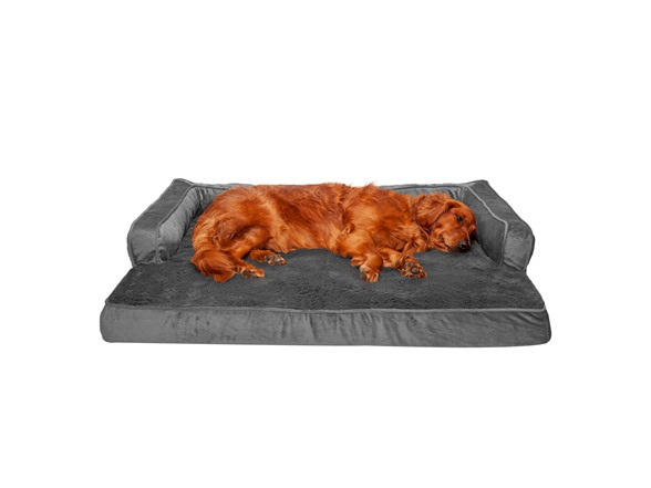 Furhaven Velvet Comfy Couch (your Choice)
