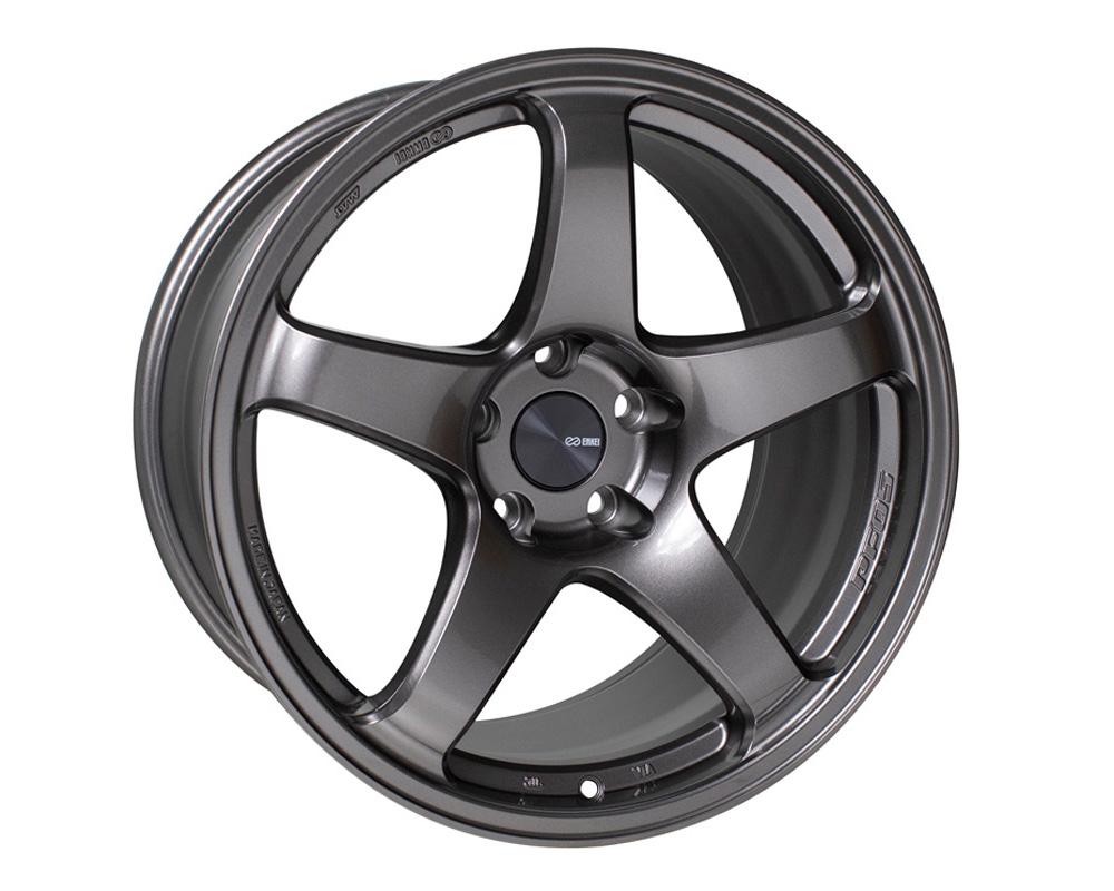 Enkei PF05 Wheel Racing Series Dark Silver 17x7.5 5x100 45mm