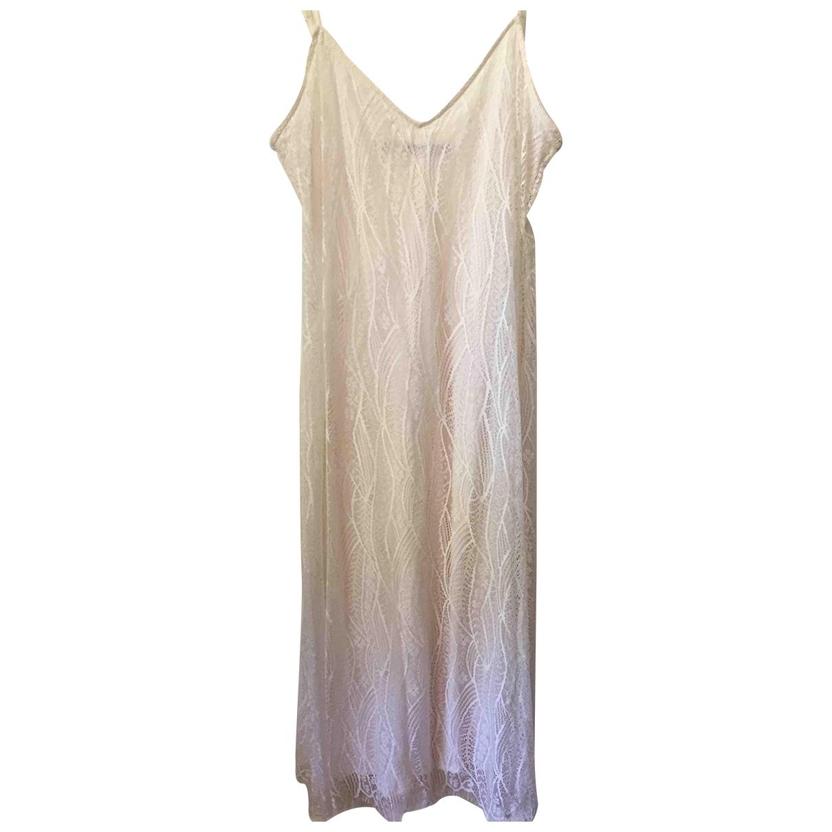 Comptoir Des Cotonniers \N White dress for Women 36 FR