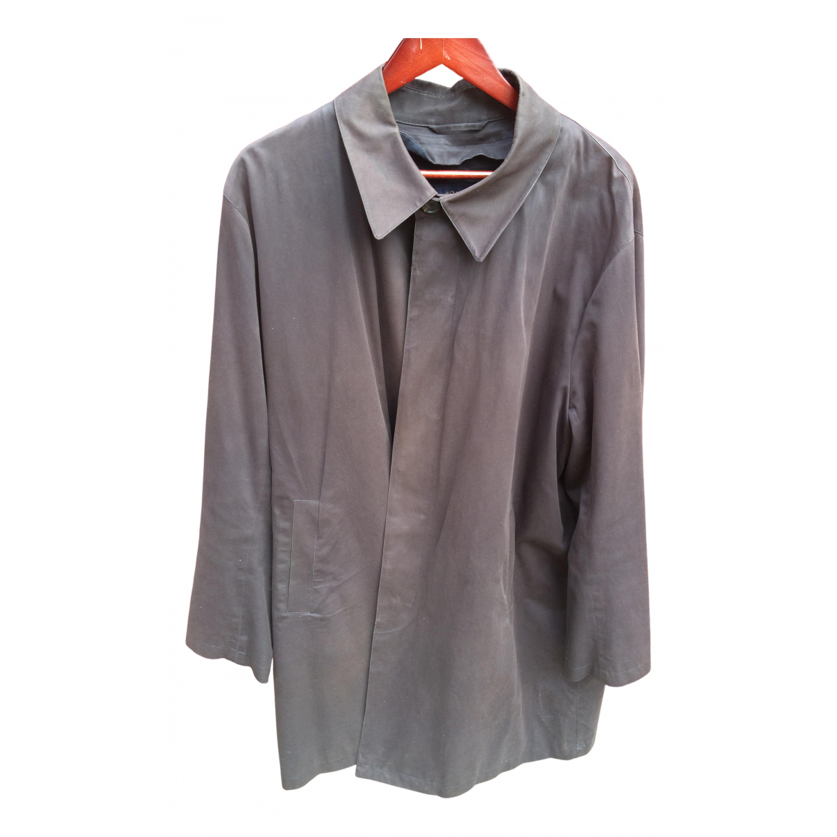 Brooks Brothers - Manteau   pour homme en laine - noir