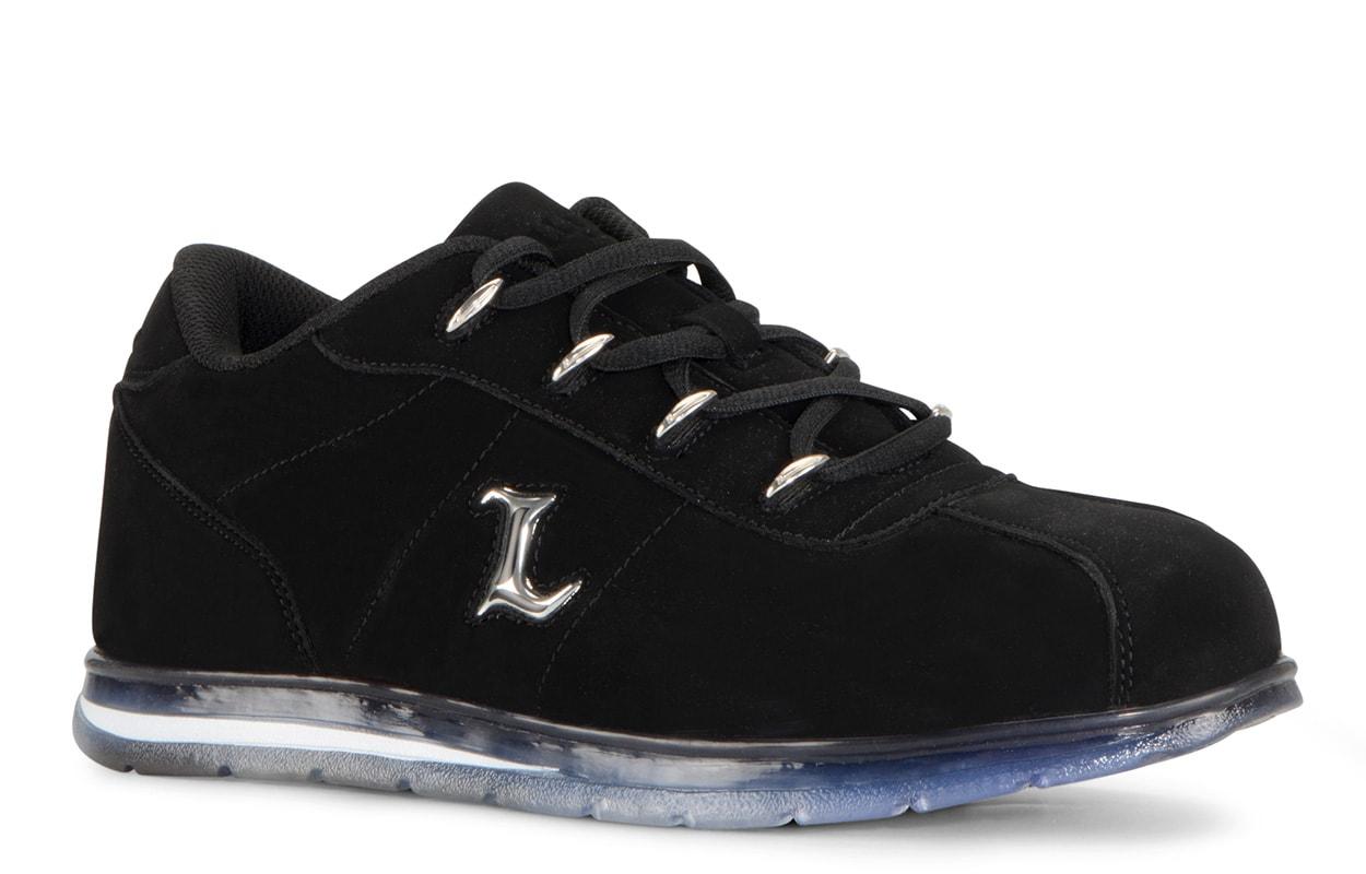 Men's Zrocs DX Oxford Sneaker (Choose Your Color: BLACK/CLEAR, Choose Your Size: 8.0)
