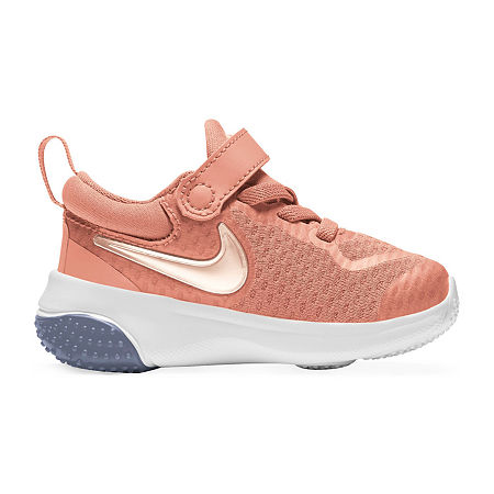Nike Project Pod Toddler Girls Running Shoes, 7 Medium, Pink