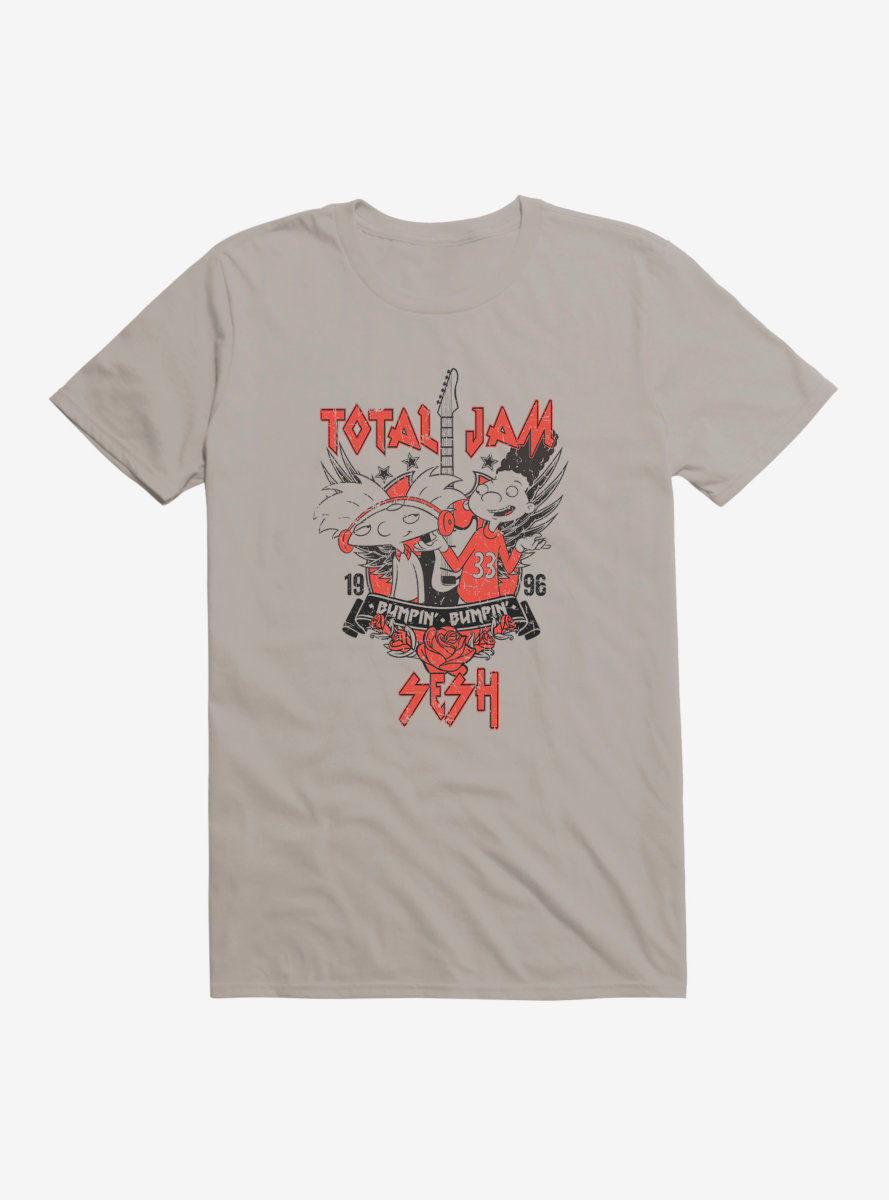Hey Arnold! 96 Jam Sesh T-Shirt