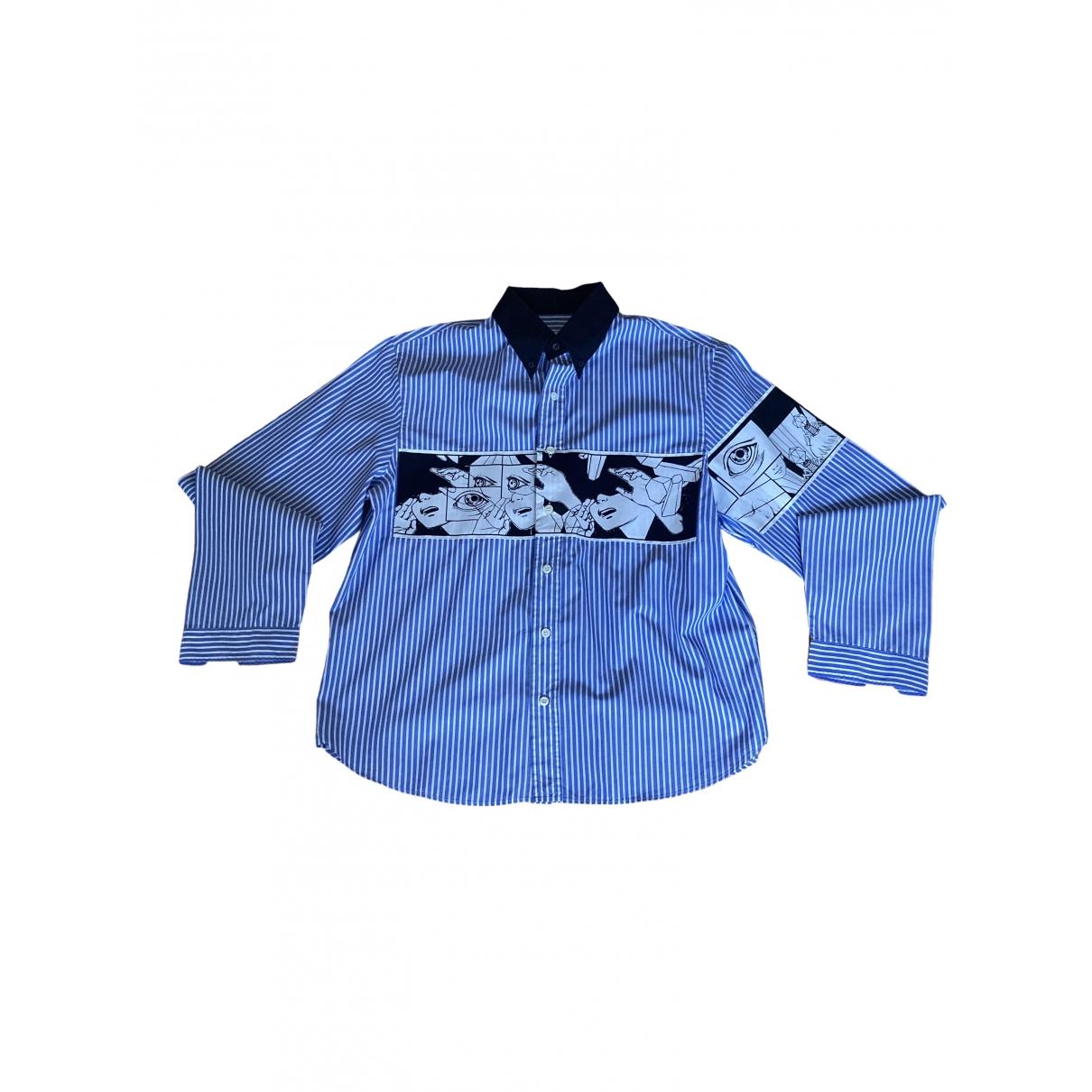 Prada \N Multicolour Cotton Shirts for Men L International