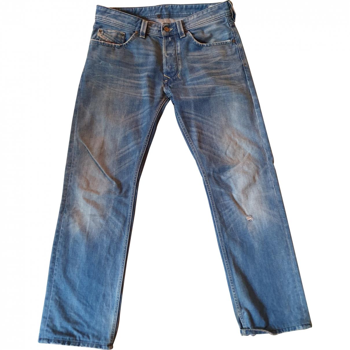 Diesel \N Cotton Jeans for Men 32 US