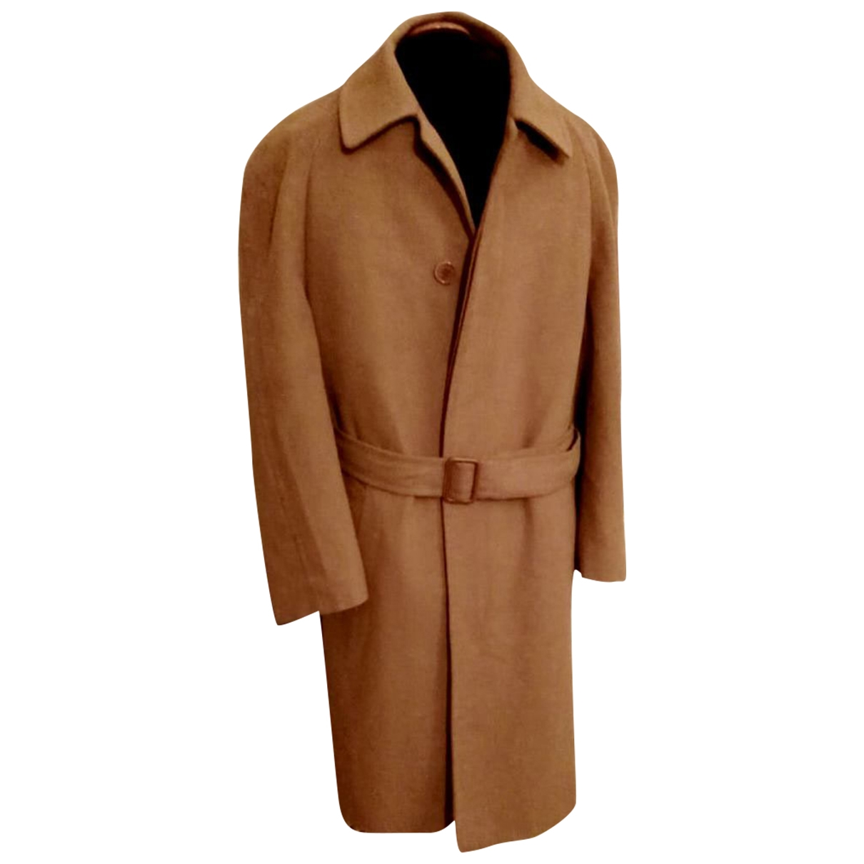 Cantarelli \N Beige Cashmere coat  for Men 46 IT