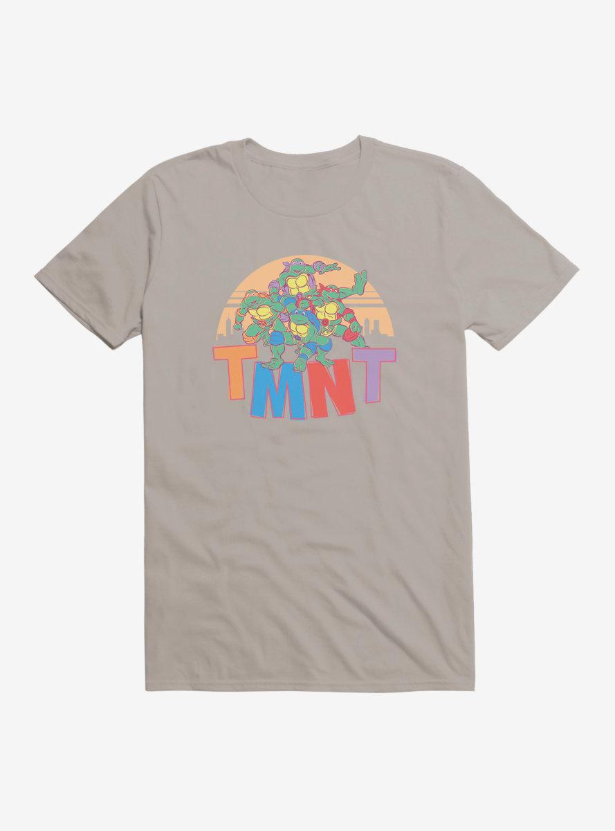 Teenage Mutant Ninja Turtles TMNT Pastel T-Shirt