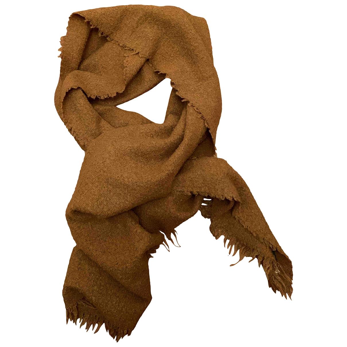Zanone \N Wool scarf for Women \N