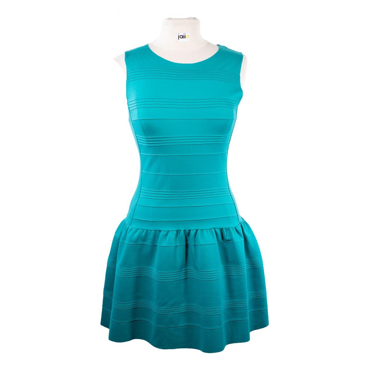 Maje N Green dress for Women 38 FR