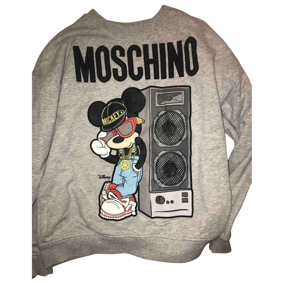 Jersey Moschino For H&m