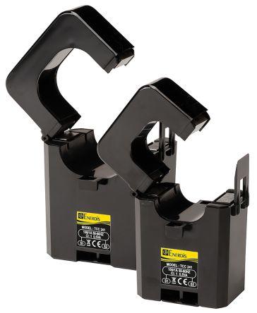 Chauvin Arnoux Energy TC CLIP, Split Core Current Transformer, , 24mm diameter , 250A Input, 1 A Output, 250:1