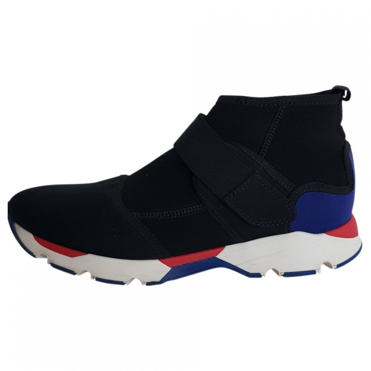 Marni \N Sneakers in  Schwarz Polyester