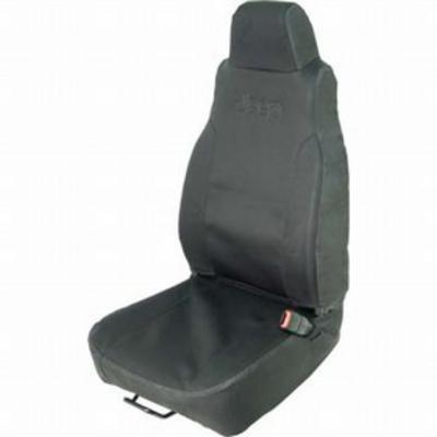 Jeep Logo Rear Seat Cover (Black) - 82207791