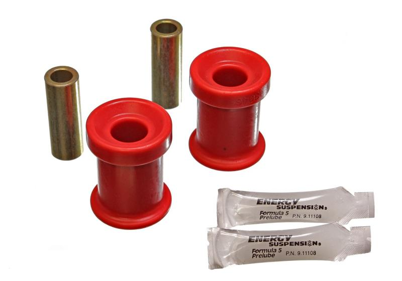 Energy Suspension 15.3116R Control Arm Bushing Set Volkswagen Scirocco Rear 1982-1988