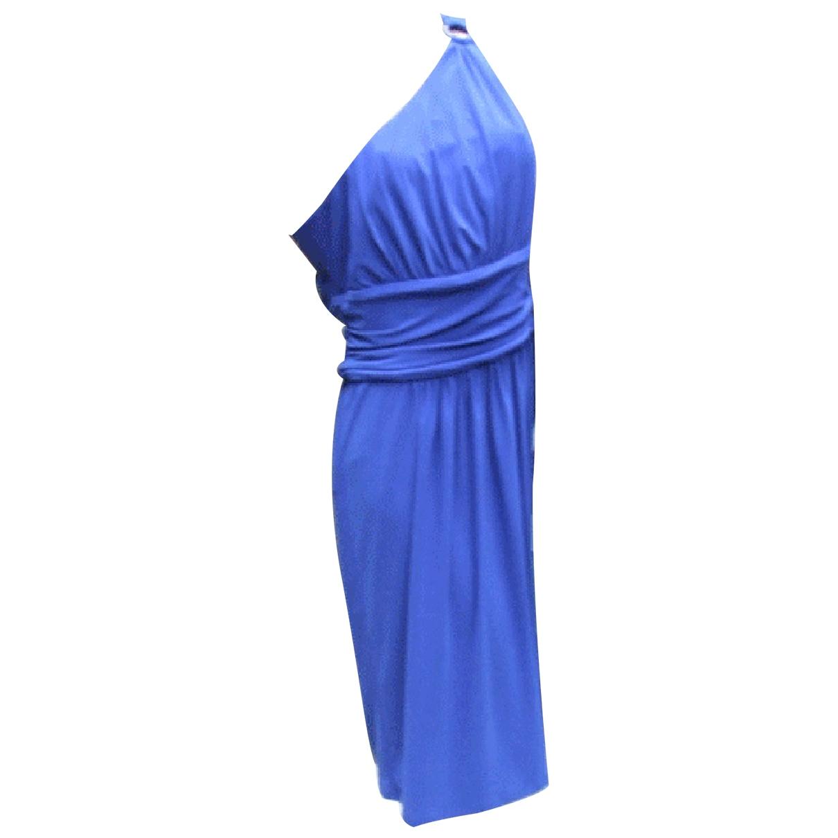 Joseph Ribkoff - Robe   pour femme - bleu
