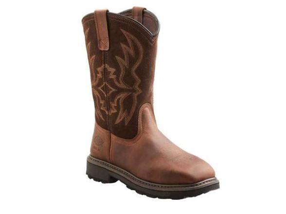 Dickies Stockyard Pull On Steel Toe Boot