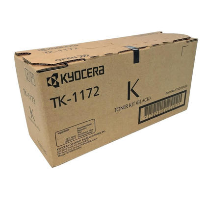 Kyocera Mita TK-1172 1T02S50US0 cartouche de toner originale noir