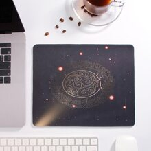 1pc Chinese Cloud Pattern Mouse Pad