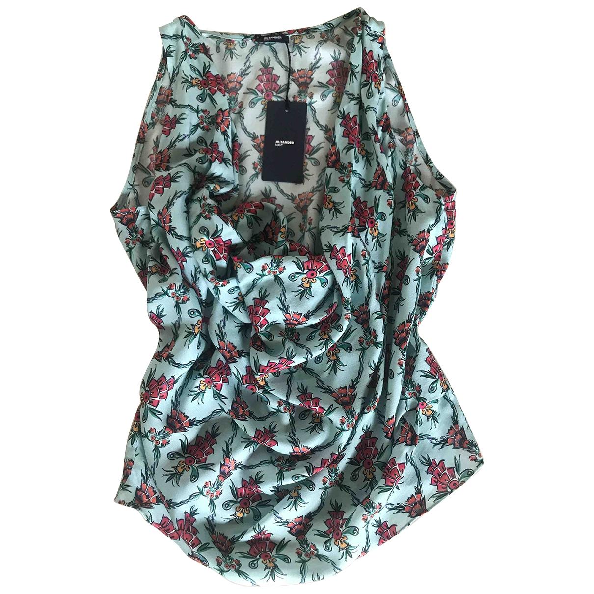 Jil Sander - Top   pour femme - multicolore