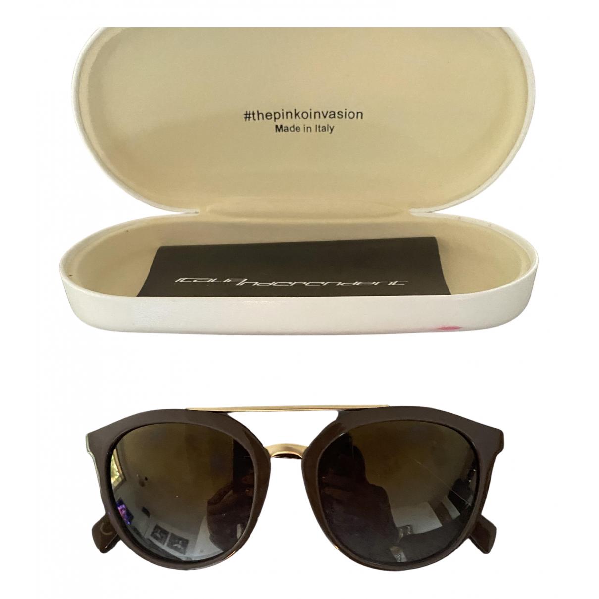 Pinko N Brown Sunglasses for Women N