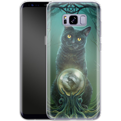 Samsung Galaxy S8 Plus Silikon Handyhuelle - Rise of the Witches von Lisa Parker