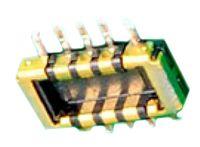 Molex , SlimStack Armor, 505066 0.35mm Pitch 6 Way 2 Row Straight PCB Socket, Surface Mount, Solder Termination (10)