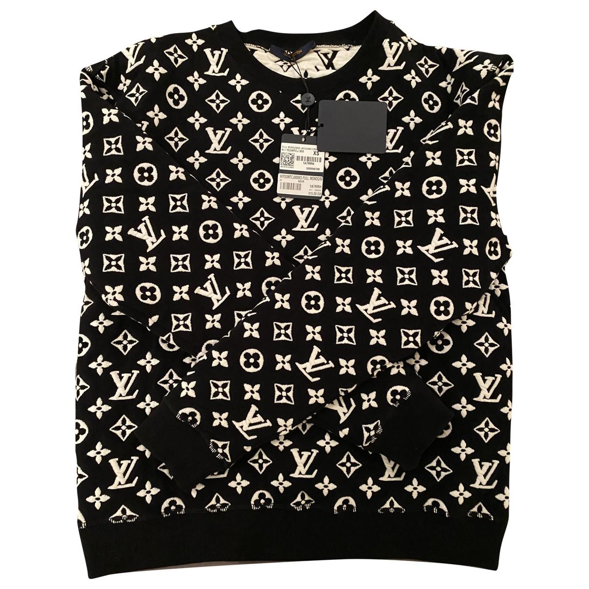 Louis Vuitton \N Pullover.Westen.Sweatshirts  in  Bunt Wolle