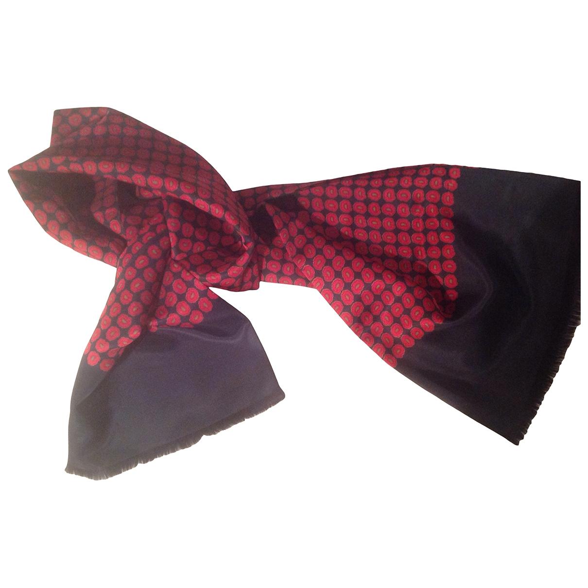 Pañuelo / bufanda de Seda Non Signe / Unsigned