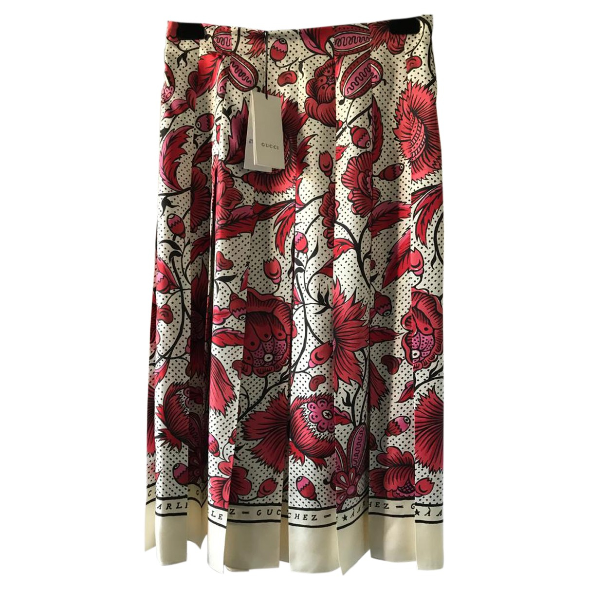 Gucci - Jupe   pour femme en soie