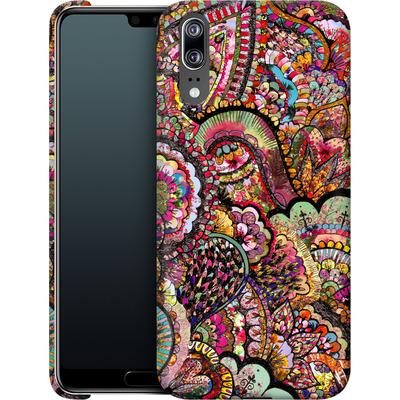 Huawei P20 Smartphone Huelle - Her Hair Les Fleur von Bianca Green