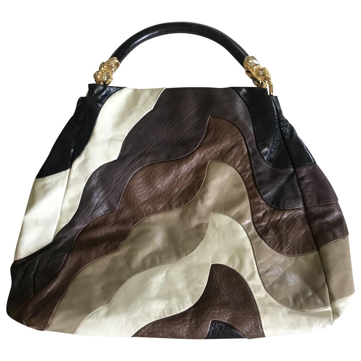 Miu Miu \N Multicolour Leather handbag for Women \N
