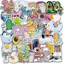 75pcs Cartoon Graphic Sticker