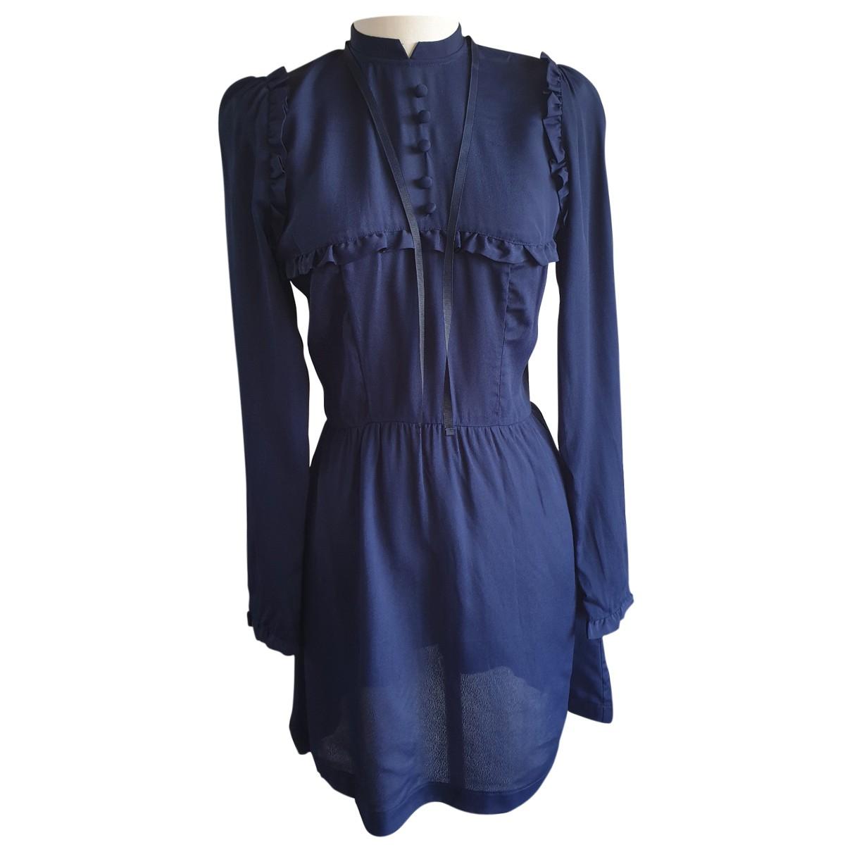 Reformation \N Blue dress for Women 2 US