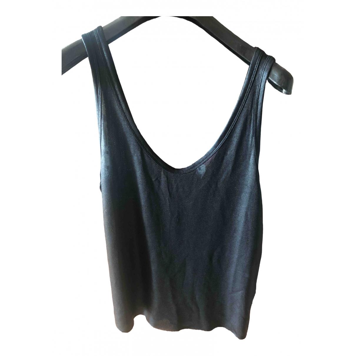 Rta \N Black  top for Women S International
