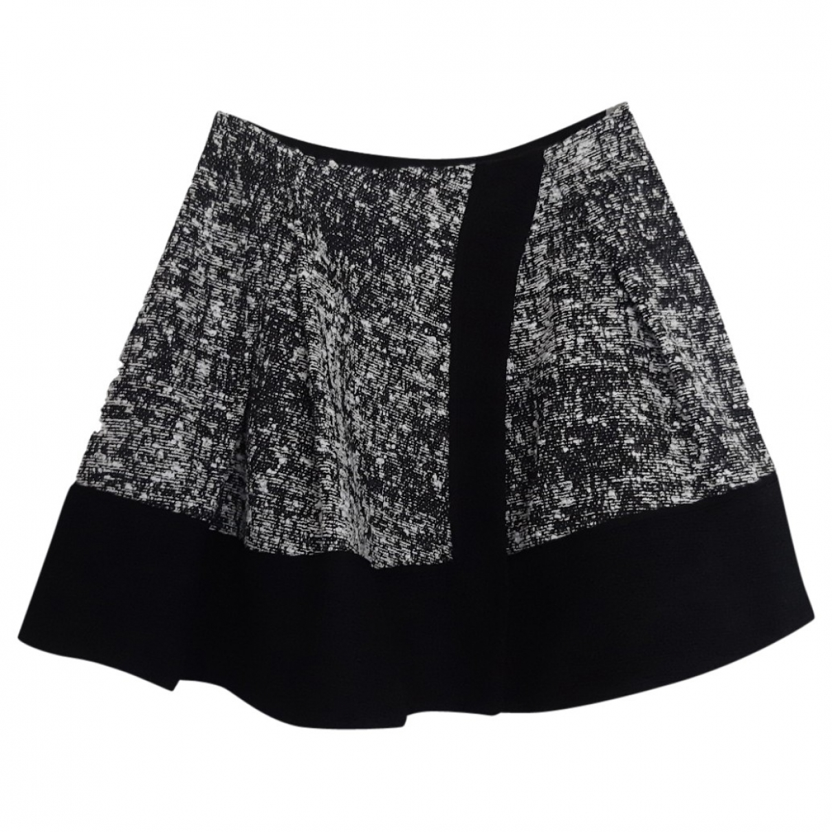 Proenza Schouler \N Black Tweed skirt for Women 4 US