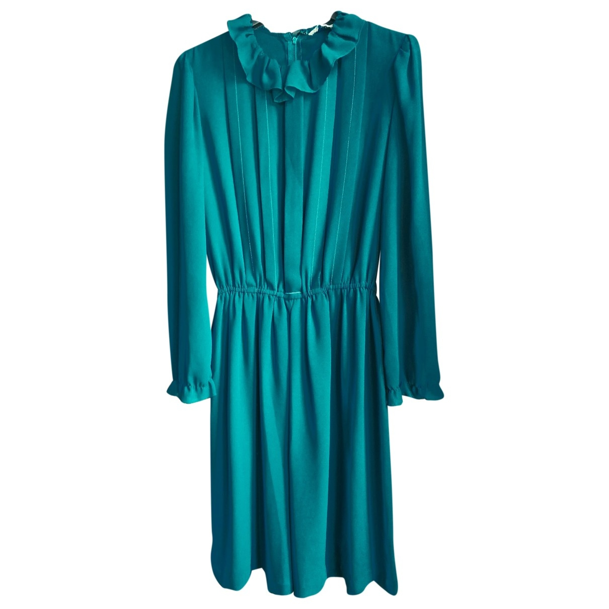 Non Signé / Unsigned \N Turquoise dress for Women 42 IT